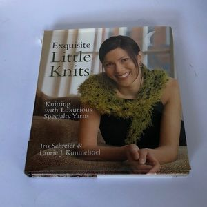Exquisite Little Knits Book